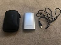 Portable external hard drive - Verbatim