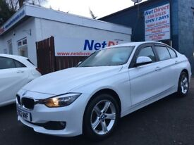 BMW 3 Series 2.0 318d SE 4dr (start/stop) Low Mileage. Full S/ History (£30 Tax)