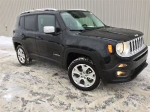 2017 Jeep Renegade Limited +Toit, Navigation+