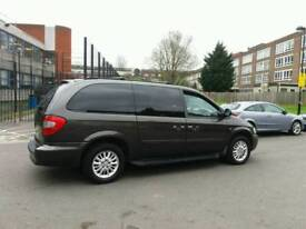 Chrysler Grand Voyager 2.8crd Auto 7 seater LOW MILEAGE
