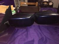 BMW E46 face lift pair of mirrors
