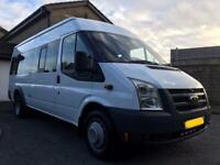 Ford Transit Van Minibus - Very rare - Has just come straight from the ROYAL AIR FORCE