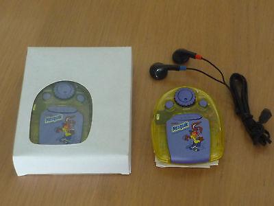 WHOLESALE JOBLOT Ex- promo FM Personal Radio Torch x200 + Headphones Promotional