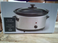Slow Cooker 3litre brand new