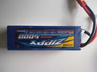 Zippy 30c li po battery for RC CARS