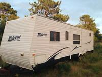 2008 29ft Hideout travel trailer