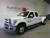 2011 Ford F-350 **Lariat**ROUE DOUBLE**GR ELEC**A/C**1 AN GARANT
