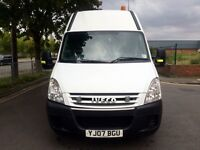 2007 Iveco daily 3.0 hpi 6 speed gearbox 12 months mot double Wheels