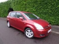 Toyota Corolla Verso 1.8 VVT-i T3 5dr (red) 2007