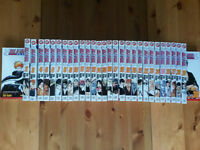 Bleach Manga by Tite Kubo, Volumes #1-30