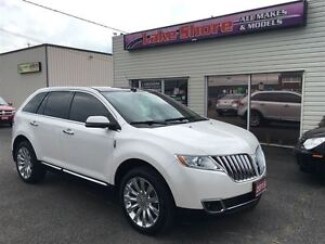 2015 Lincoln MKX Base LEATHER SEATS MOON ROOF NAVIGATION SYSTEM