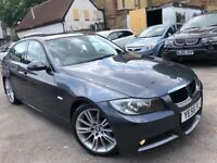 BMW 318i 2.0 M SPORT SALOON AUTOMATIC 2006 (56) VERY CLEAN NEW MOT DRIVES WELL