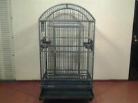 very large parrot cage £100 ono