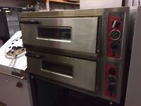 Pizza Oven Double Deck EU09
