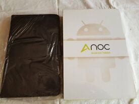 ANOC 10.1 Inch Android Tablet (Brand New - Boxed) With Free Case/Cover- £55 ONLY-Market price £110