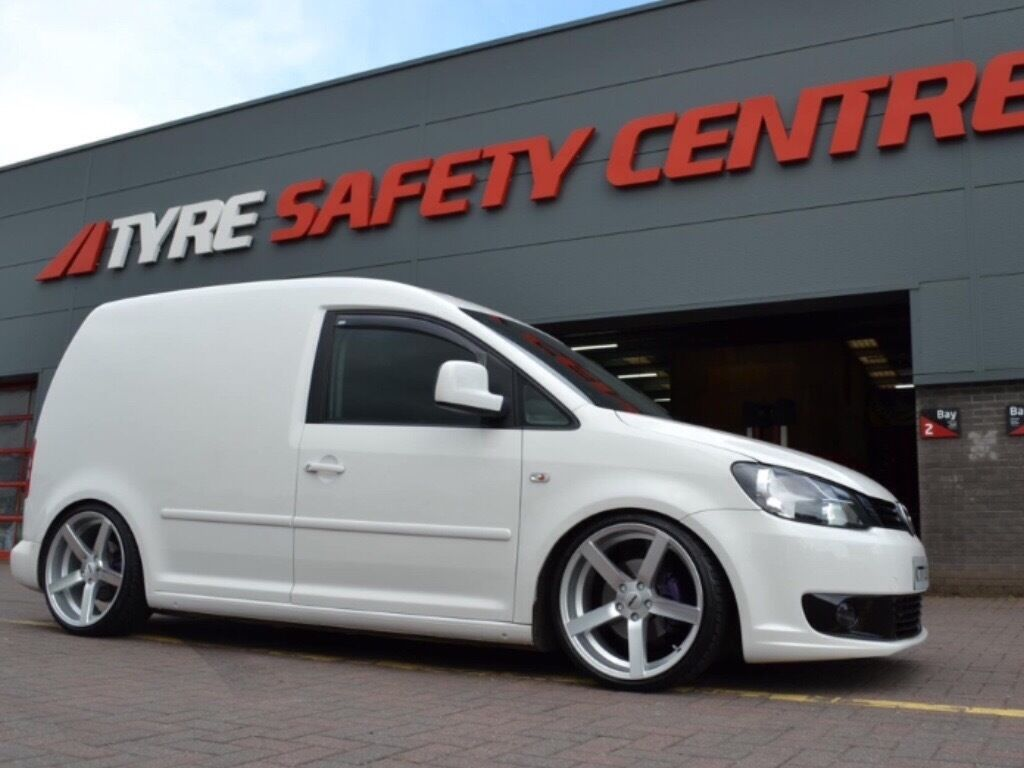 Ford Transit Van For Sale Modified VW caddy van for sale | in Dunfermline, Fife ...