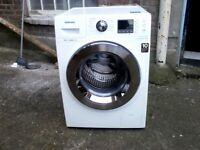 Samsung washing machine 9kg ecobubble .