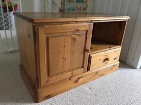 Ducal Pine Tv cabinet