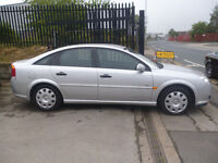 Vauxhall VECTRA Life CDTI 150,6 speed,5 door hatchback,2 previous owners,2 keys,Full MOT,drives well