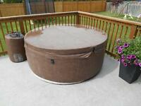 6 Person SofTub 300 with LED lights