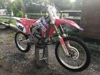 CRF 450 2013 *Back up Due To Time Wasters**