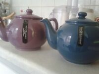 New Price & Kensington TeaPot