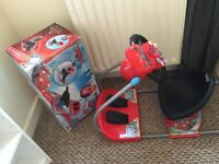 Disney cars lightening Mqueen th driver Smoby with box £40