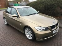 BMW 320D SE ** AUTOMATIC ** 4 DOOR SALOON ** 55 PLATE ** 59,000 MILES **
