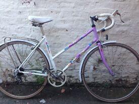 Vintage Girls Bike, Reynolds Tubing, Quick Sale Needed