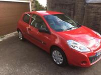 2010, low miles,59 plate Renault clio