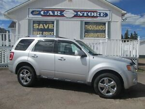 2009 Ford Escape Limited 3.0L, 4WD, Heated Leather, Sunroof, Syn