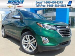 2018 Chevrolet Equinox *2.0T *Heated front & rear *Premier infot