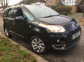 Citroen C3 Picasso 1.6 HDi 8v Exclusive 5dr 2009 (59 Reg) Price £4,107 p/x Poss, Finance Arranged