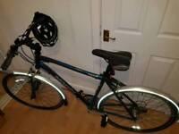 "MARIN San Rafael 2014 19"" Gents Hybrid bike"