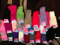 10 pairs Leg Warmers. New. Assortment colours