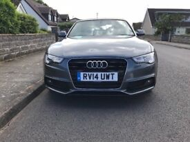 Audi A5 cabriolet convertible S-line special edition tdi - FASH Low miles PRICE DROP