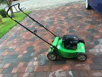 450 Briggs and Stratton petrol lawnmower