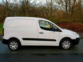 2014/64 Peugeot Partner L1 850 1.6 HDI 45,000 Miles No VAT