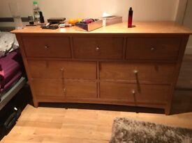 Chest of drawers 50'x16'