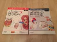 Brand New Anatomy & Physiology Books