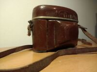 Vintage camera made in West Germany