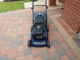 Macallister 484SP self propelled petrol lawnmower