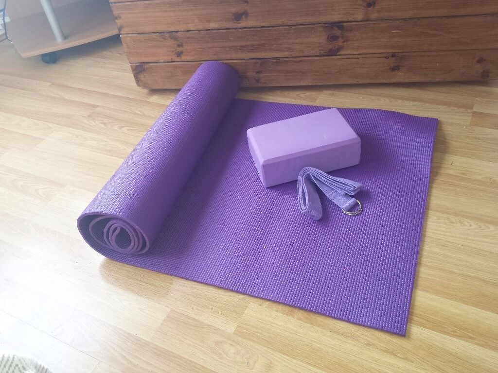 purple r mat p mats decathlon gentle yoga en
