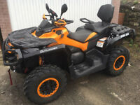 2015 Can Am Outlander