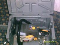 2 stroke petrol chainsaw