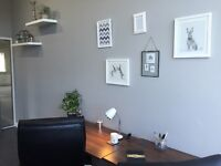 Feeling isolated with home working/coffee shops? Amazing desk space available.