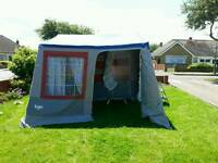 4 birth trailer tent