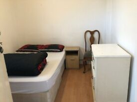 bright double room to let @ E1 2NJ shadwell/whitechapel near city all bills inclusive available now