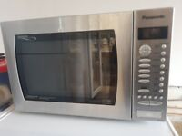 Panasonic combination microwave. Can also be used as an oven. 27 litre. 1000 watt. Good condition.