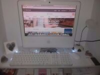 Imac and ps3
